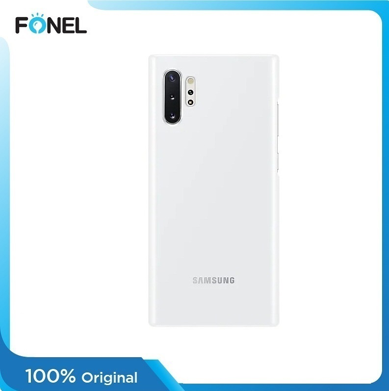 SAMSUNG NOTE 10 LED BACK COVER