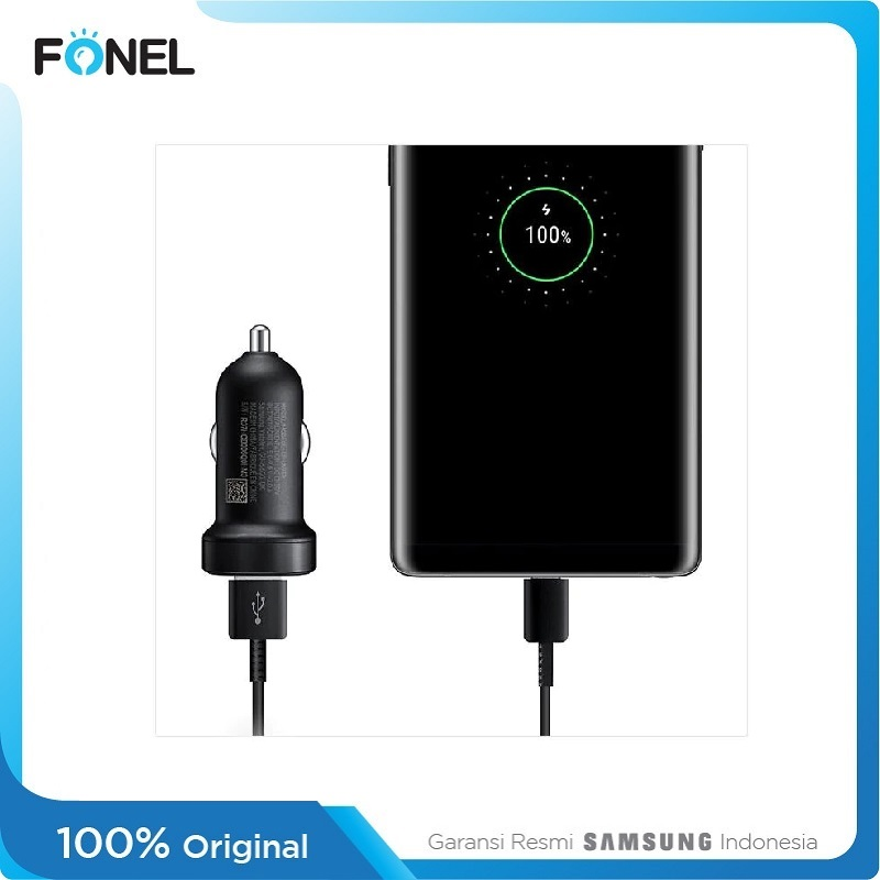 SAMSUNG MINI CAR CHARGER TYPE C