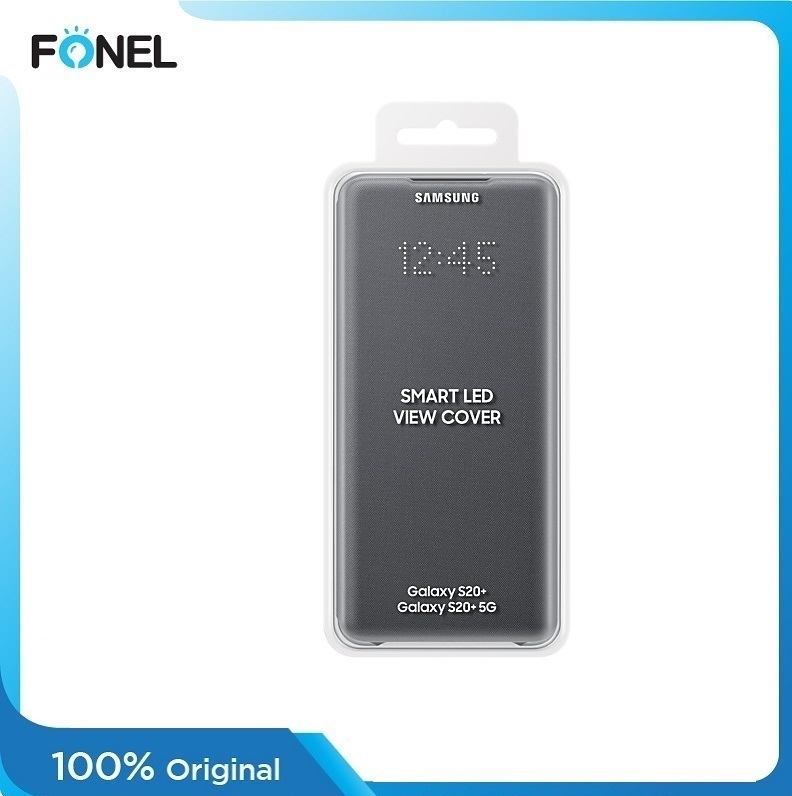 SAMSUNG S20 PLUS LED VIEW COVER
