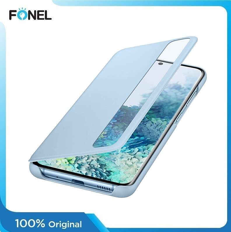 SAMSUNG S20 CLEAR VIEW COVER