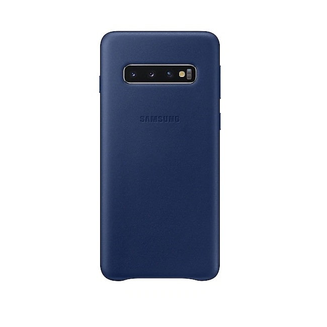 SAMSUNG S10 LEATHER COVER