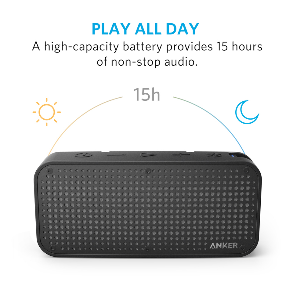 ANKER SOUNDCORE SPORT XL BLACK-K