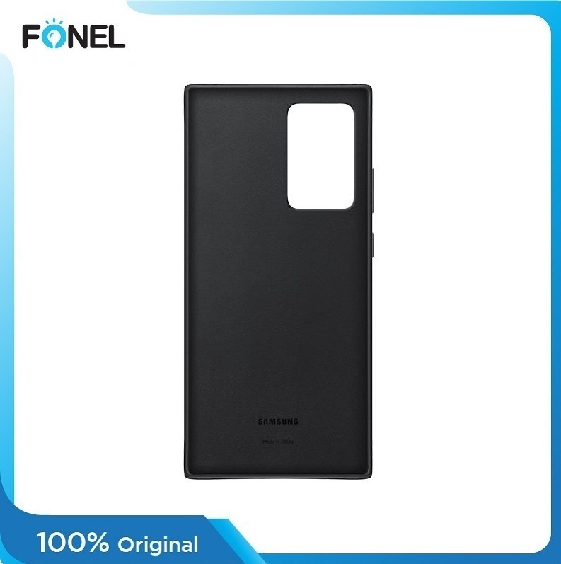 SAMSUNG NOTE 20 ULTRA LEATHER COVER