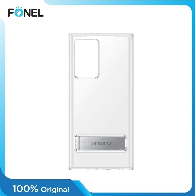 SAMSUNG NOTE 20 ULTRA CLEAR STANDING COVER